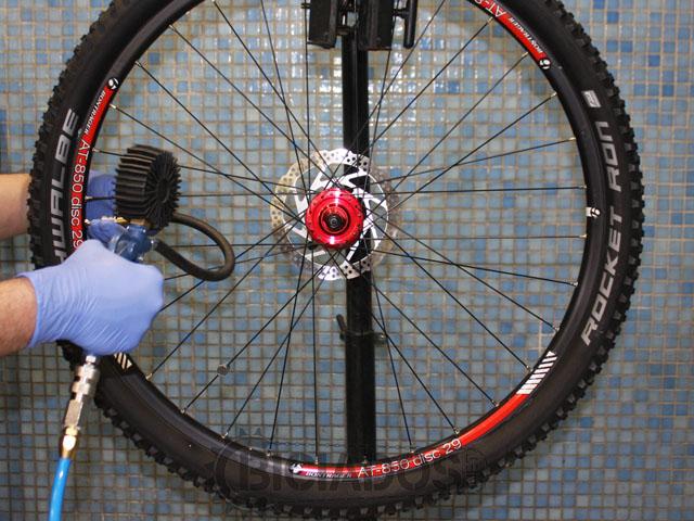 como tubelizar las ruedas 13